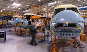 Bên trong nhà máy trực thăng lớn nhất thế giới tại Nga