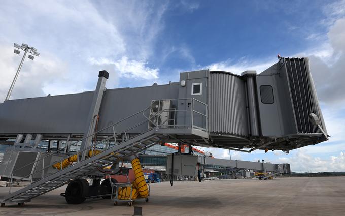 Sân bay tư nhân trị giá 7.700 tỷ đồng sắp khai thác