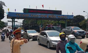 Trạm BOT cầu Bến Thủy được đề nghị tăng phí