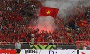 CĐV vẫn đốt pháo sáng: Tuyển Việt Nam sẽ đá không khán giả tại AFF Cup?