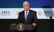 Phó tổng thống Mỹ lại dọa tăng gấp đôi thuế với hàng Trung Quốc