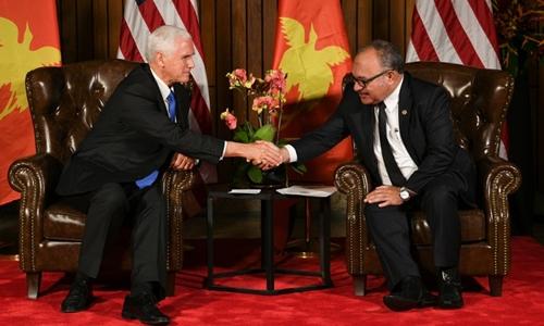 Mỹ – Australia phát triển căn cứ hải quân ở nước chủ nhà APEC