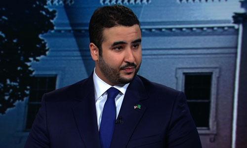 Hoàng tử Arab Saudi Khalid bin Salman. Ảnh: CNN.