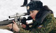 8 cô gái Nga kiện quân đội vì không được làm xạ thủ bắn tỉa