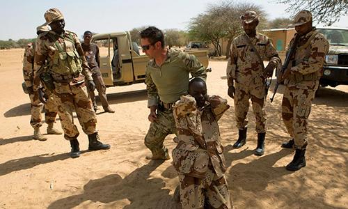 Mỹ rút bớt lực lượng ở châu Phi để đối phó Nga, Trung