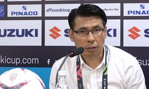 HLV Malaysia hài lòng dù thua Việt Nam trên sân Mỹ Đình
