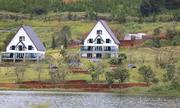Di dời 19 nhà gỗ xâm phạm thắng cảnh hồ Tuyền Lâm