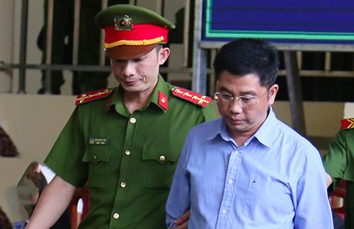 Bị cáo Nguyễn Văn Dương, cựu chủ tịch CNC. Ảnh: Phạm Dự