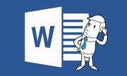 Một số mẹo nhỏ khi sử dụng Microsoft Word