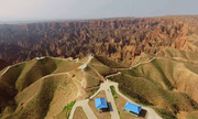Rừng đá sa thạch tự nhiên 4 triệu năm tuổi ở Trung Quốc