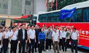 100 thanh niên bắt đầu hành trình khởi nghiệp xuyên Việt