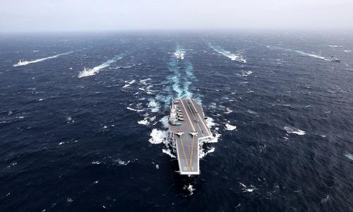 Trung Quốc tìm cách tăng sức mạnh hải quân để đối phó Mỹ