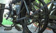 Xe đạp cổ chạy bằng dây curoa giá 250 triệu đồng tại Hà Nội