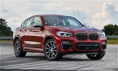 BMW X4 mới là phiên bản nối tiếp của mẫu xe thể thao đa dụng bán chạy hàng đầu của hãng, ra mắt lần đầu vào 2014.