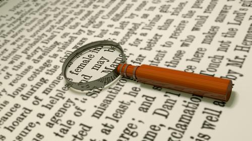 Thuật toán phân tích chữ giúp phát hiện đơn trình báo sai sự thật
