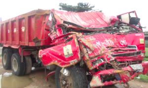 Hàng loạt vụ tai nạn do sụp ổ gà trên quốc lộ 1 đoạn qua Phú Yên