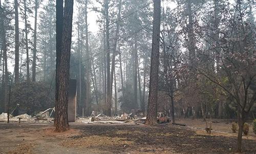 Cuộc tháo chạy 16 tiếng khỏi cháy rừng California của người phụ nữ gốc Việt