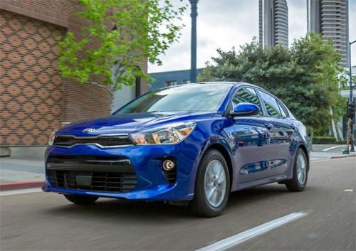 9 mẫu xe tốt nhất giá dưới 20.000 USD tại Mỹ - 2