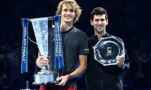 Top 10 pha ghi điểm ở ATP Final 2018