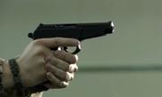 Người đàn ông dí súng cướp tiền tại quỹ tín dụng xã