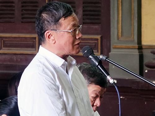 Cựu chủ tịch Ngân hàng MHB đề nghị triệu tập giám định viên