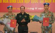 Việt Nam cử thêm hai sĩ quan gìn giữ hòa bình tại Nam Sudan