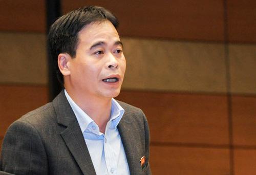 Phó chủ nhiệm Uỷ ban tư pháp Nguyễn Mạnh Cường. Ảnh: Trung tâm thông tin Quốc hội.