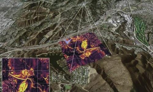 Ứng dụng Lightspeed giúp các chỉ huy quân sự nắm rõ diễn biến trên chiến trường theo thời gian thực. Ảnh: Luciad.