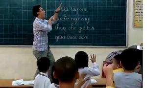 Những thầy cô tạo cảm hứng vui nhộn cho học trò