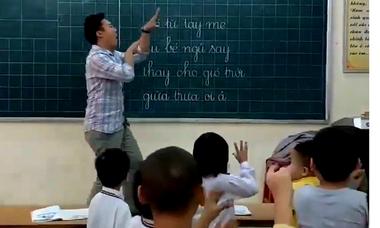 """Các thầy cô giáo """"kiểu mới"""""""