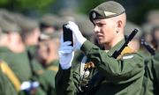 Nga huấn luyện quân nhân bảo vệ bí mật nhà nước trên mạng xã hội