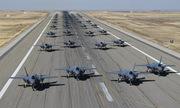Tiêm kích F-35 Mỹ lần đầu khoe sức mạnh trong diễn tập 'Voi đi bộ'