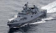 Nga bán 4 tàu hộ vệ mang tên lửa Kalibr cho Ấn Độ
