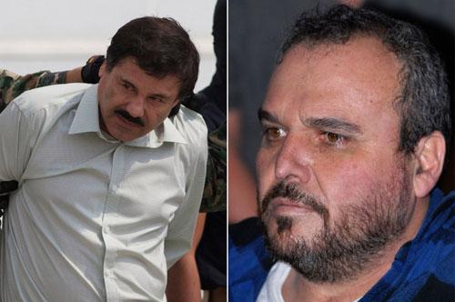 Quan chức Mexico bị cáo buộc nhận hàng triệu USD từ trùm ma túy Guzman