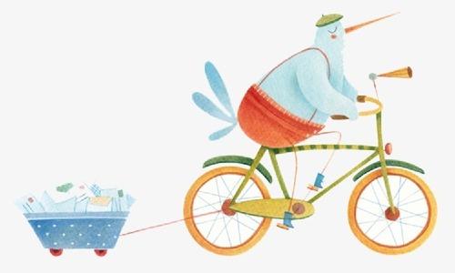 Đường chim đi xe đạp