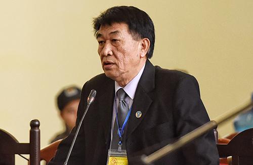 Luật sư Đỗ Ngọc Quang. Ảnh: Giang Huy.