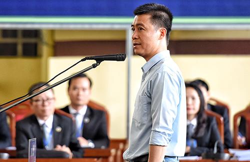 Phan Sào Nam chiều 22/11. Ảnh: Giang Huy.
