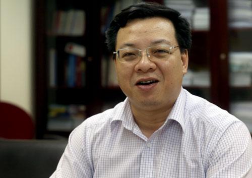 Ông Nguyễn Tuấn Anh, Vụ phó Vụ Pháp chế Thanh tra Chính phủ. Ảnh. Bá Đô