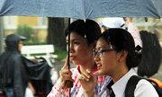 Tránh bão Usagi, học sinh Sài Gòn có thể được nghỉ ngày mai