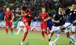 Những cuộc đối đầu của Việt Nam và Campuchia tại AFF Cup