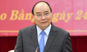 Thủ tướng nhất trí chủ trương xây cao tốc Cao Bằng - Lạng Sơn