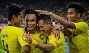 Malaysia 3-0 Myanmar