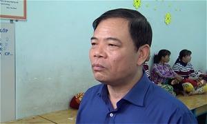 Bộ trưởng Nông nghiệp thăm nơi tránh bão ở TP HCM