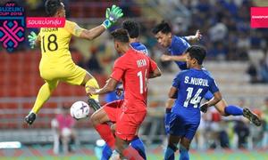 Thái Lan 3-0 Singapore