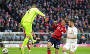 Bayern 3-3 Dusseldorf