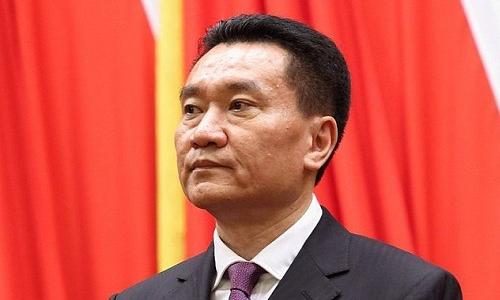 Lý Hoa Nam, phó bí thư thành ủy Thâm Quyến bị điều tra tham nhũng. Ảnh: Baidu.