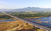 Mối nối cầu trên cao tốc 34.000 tỷ đồng phải sửa chữa