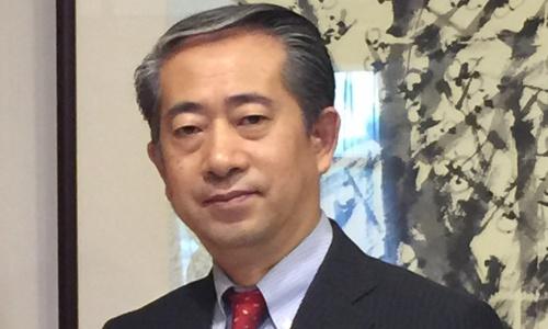Đại sứ Trung Quốc tại Việt Nam Hùng Ba. Ảnh: Đại sứ quán Trung Quốc.