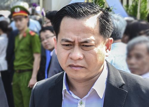 Ông Phan Văn Anh Vũ. Ἀnh: Ngọc Trường, chụp tháng 2/2015.
