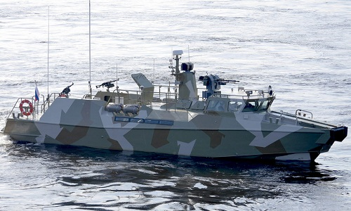 Một chiếc xuồng MPAC của Philippines. Ảnh: Tapatalk.